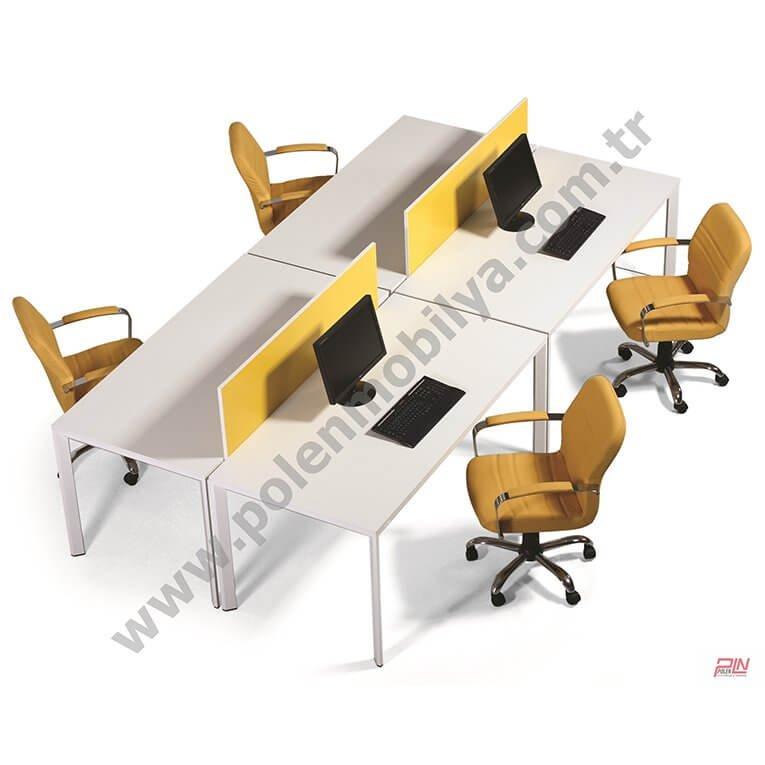 çoklu çalışma masaları