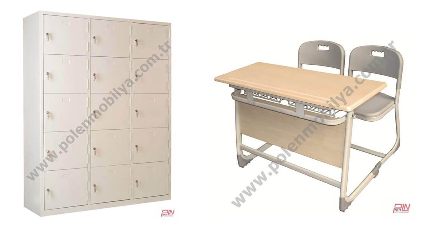 eğitim ürünleri - okul mobilyaları