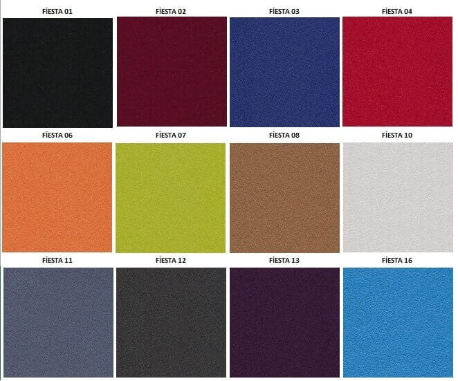 kumaş renk seçenekleri