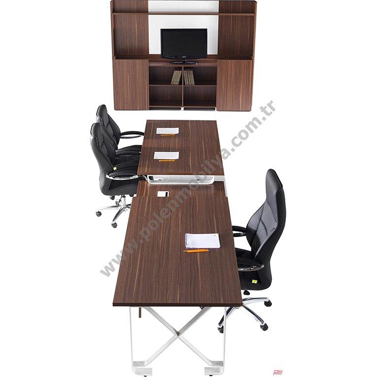 soft çoklu çalışma masası
