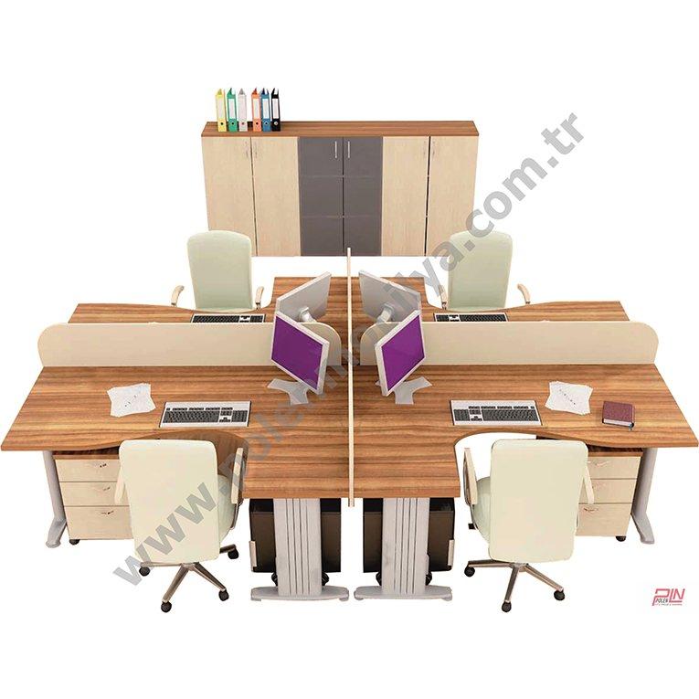 comfort çoklu çalışma masası- pln-3333