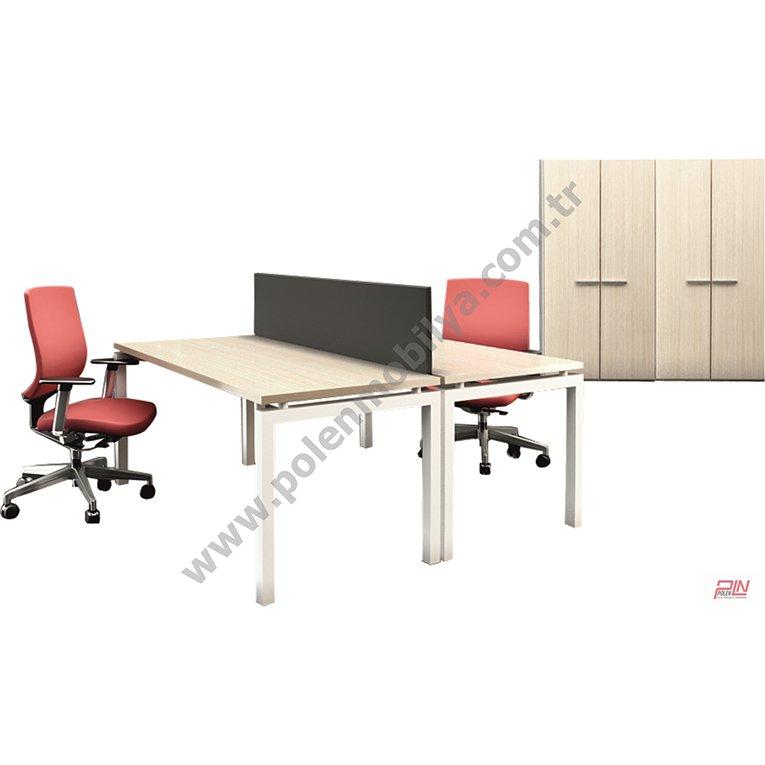 elegant çoklu çalışma masası- pln-3309