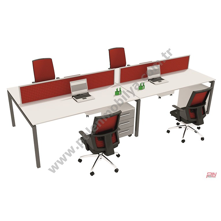 elegant çoklu çalışma masası- pln-3311