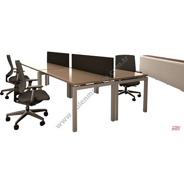 elegant çoklu çalışma masaları- pln-3316