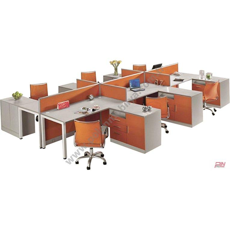 elegant çoklu çalışma masası- pln-3329