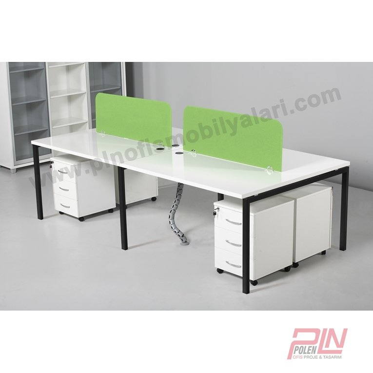elegant çoklu çalışma masası- pln-3336