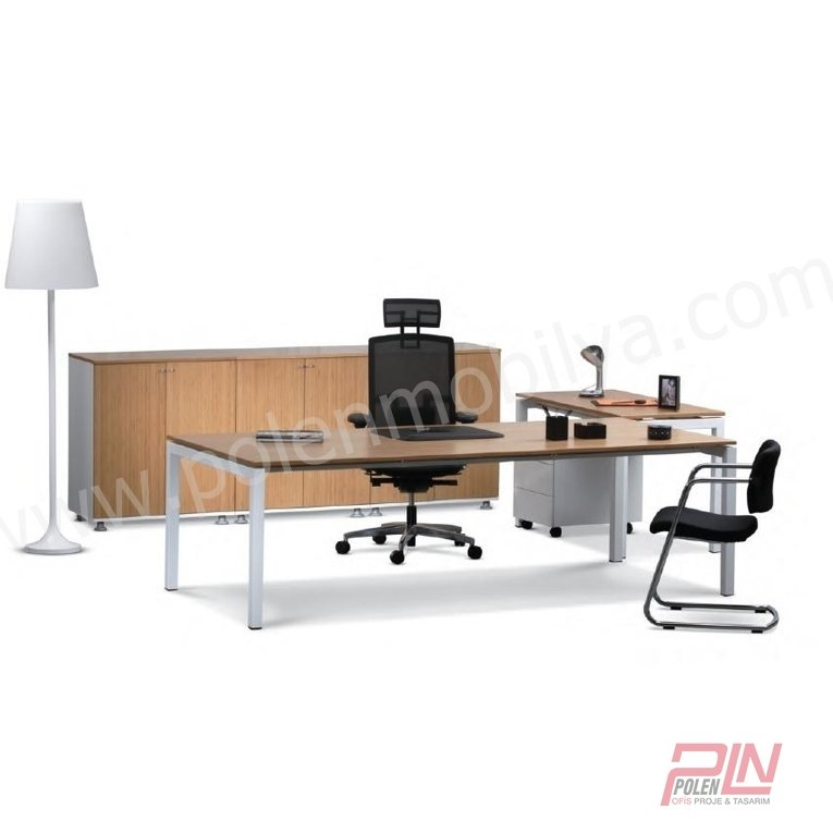 elegant yönetici masası- pln-5316