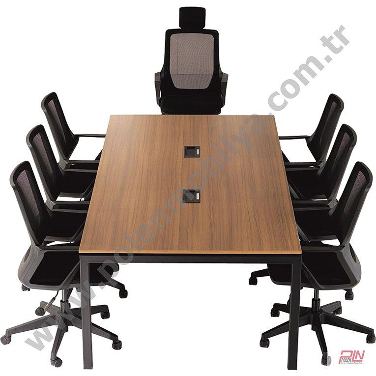 elegant toplantı masası- pln-6319