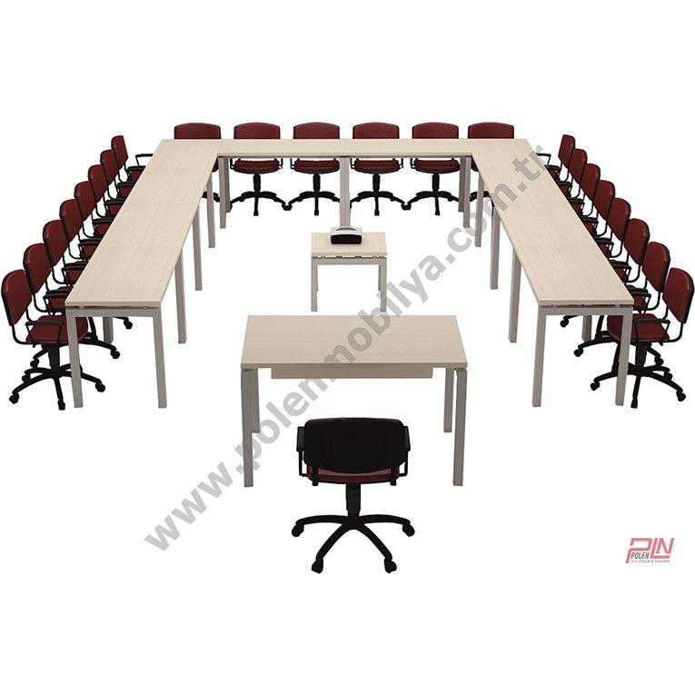 elegant toplantı masası- pln-6320