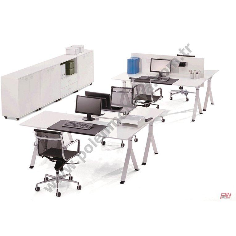 grace çoklu çalışma masaları- pln-3328
