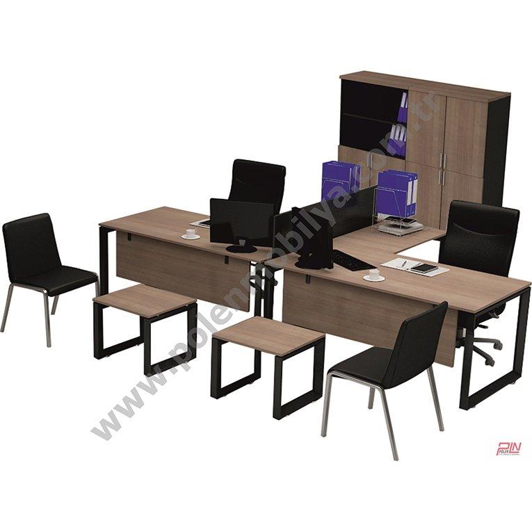 mrt çoklu çalışma masaları- pln-3324