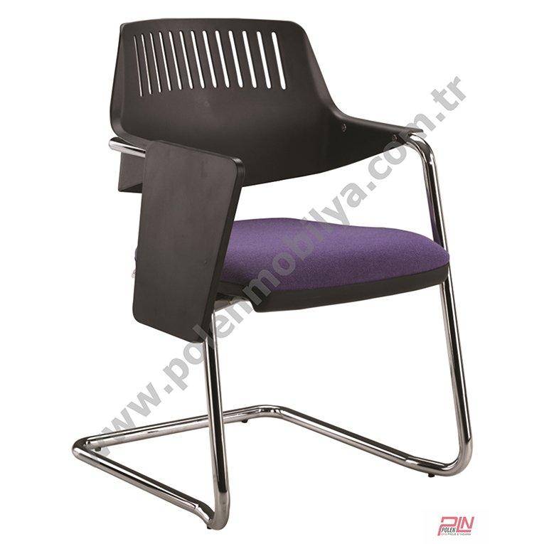 yazı tablalı koltuk- pln-243