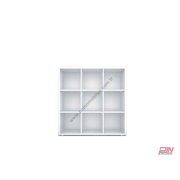 kitaplık-kütüphane dolabı- pln-518