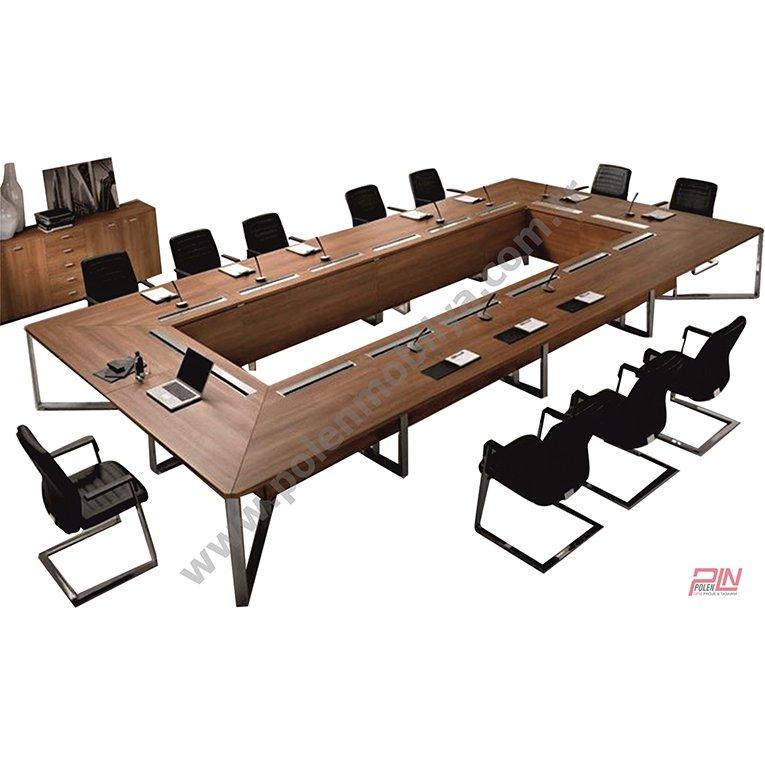 selen toplantı masası- pln-6306
