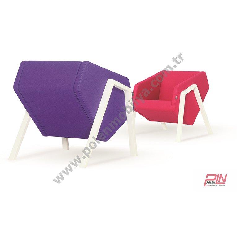 vita bekleme/lounge koltuğu- pln-163